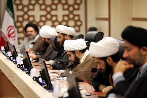 تصاویر/نشست کمیته رسانه ستاد حوزوی بحران وحوادث غیرمترقبه