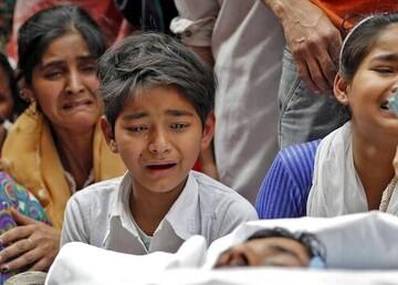 سکوت جامعه جهانی در مقابل جنایت علیه مسلمانان هندی خفت بار است