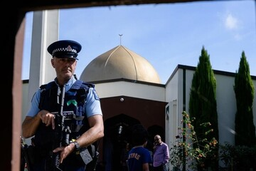 New Zealand police step up patrols after new threat against Christchurch mosque