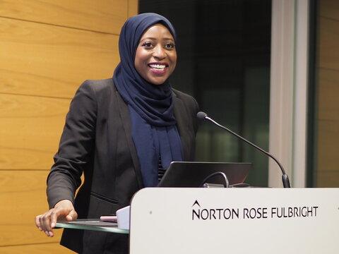 وکلای مسلمان بریتانیایی، بزرگداشت روز بین المللی زن را برگزار کردند
