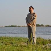حاج مهدی سلحشور در بیمارستان بستری شد