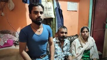 شکنجه نوجوان مسلمان توسط پلیس هند برای اعتراف به آتشزدن مسجد