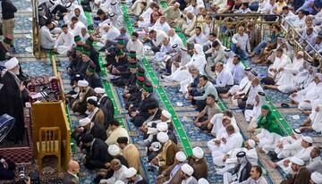 بعد إلغاء مهرجان ربيع الشهادة، العتبة الحسينية تقرر عدم إقامة صلاة الجمعة