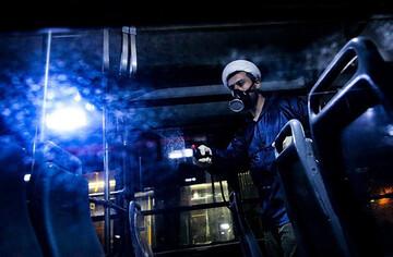 ۱۲۰ اکیپ طلاب جهادی خوزستان پای کار بهداشت و سلامت مردم
