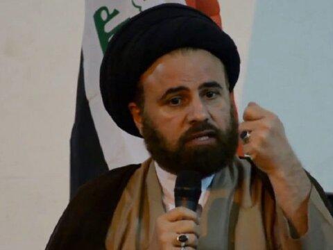 سید ابراهیم الجابری مدیر دفتر شهید صدر