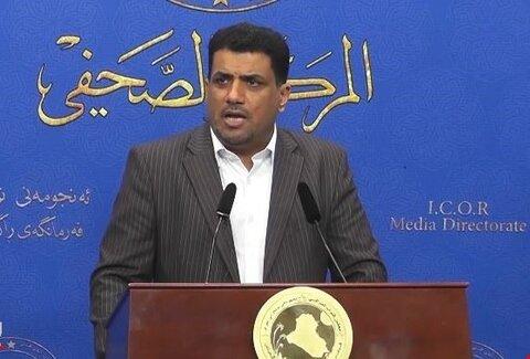 حامد الموسوی نماینده فراکسیون بدر عراق