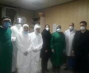 بازدید منتخب مردم قزوین، البرز و آبیک در مجلس از یک مرکز درمانی