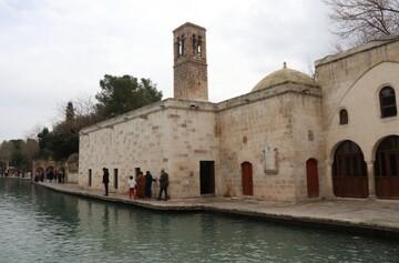 مسجد قدیمی ترکیه پس از مرمت و بازسازی افتتاح شد