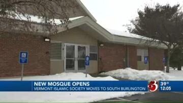 مسجد جدید مسلمانانان در ورمانت آمریکا آغاز به کار کرد