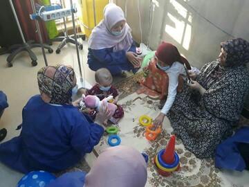 از جشن تولد تا آموزش پیشگیری از کرونا
