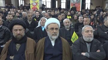 هشدار مقام حزبالله نسبت به تولد دوباره تروریسم تکفیری در منطقه