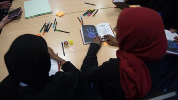 The young Muslim girls in Cardiff taking their future into their own hands