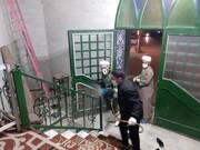 ۵۰ هیأت مذهبی برای ضدعفوفی معابر عمومی بوشهر فعال شدند