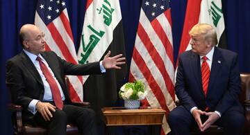 رئیس جمهور عراق در انتخاب نخست وزیر جدید تسلیم فشار آمریکاست