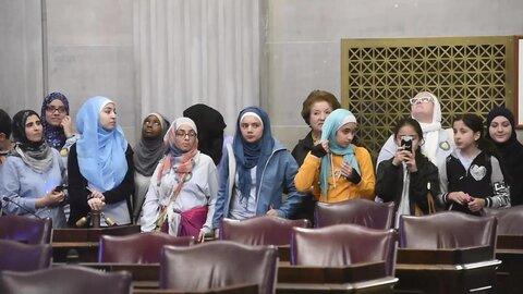 در ماه «مسلمانان در ممفیس» درهای مساجد به روی مردم گشوده می شود