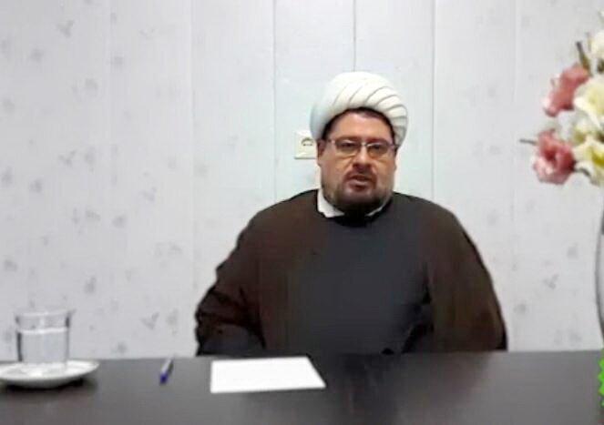حجت الاسلام مهکام
