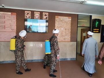 تشکیل ستاد پیشگیری از شیوع کرونا در حوزه علمیه اصفهان