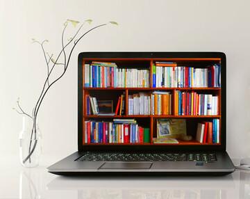 فعالیت کتابخانههای تعطیلشده قم در شبکههای اجتماعی