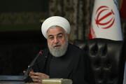 کورنا کے بحران میں بھی امریکہ نے ایران کے لیے دواؤں پر پابندی عائد کی، ایرانی صدر روحانی