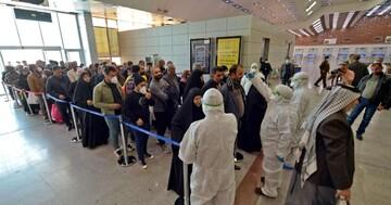آمار مبتلایان به کرونا در عراق به ۷۱ نفر رسید/ ۱۵ نفر بهبود یافته اند