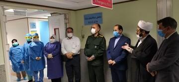 بازدید امام جمعه سراب از بیمارستان امام خمینی(ره) سراب + فیلم