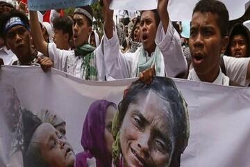 نسل کشی در میانمار به روایت پرس تی وی