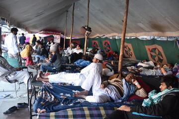 هزاران مسلمان هندی حاضر به بازگشت به خانه خود نیستند