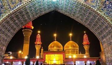 عدم إقامة مراسم استبدال رايتي القبتين في العتبة الكاظمية في ذكرى استشهاد الإمام الكاظم(ع)