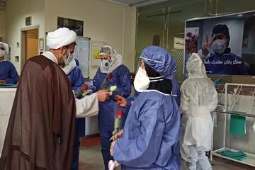 «سپید جامگان آسمانی» روایتی از مجاهدان خط مقدم سلامت