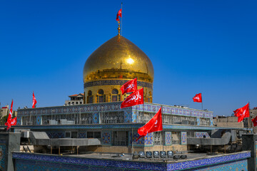 برنامههای حرم حضرت زینب لغو شد