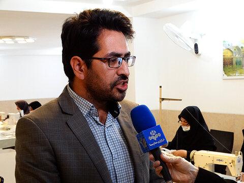 محمد حسین کاظمی رئیس اداره اوقاف و امور خیریه شهرستان یزد