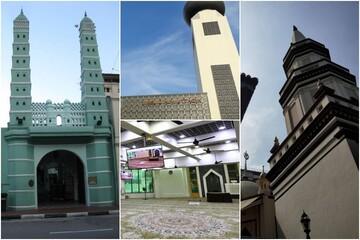 تمامی مساجد سنگاپور تعطیل و ضدعفونی میشوند