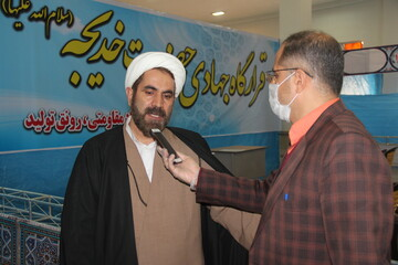 قرارگاه جهادی حوزه علمیه خواهران قزوین تشکیل شد