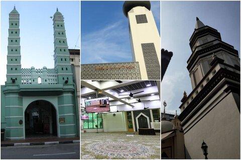 تمامی مساجد سنگاپور ۵ روز به هدف عملیات ضدعفونی تعطیل می شوند