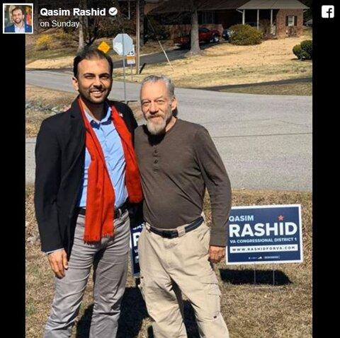 دوستی غیرمتعارف یک اسلام هراس و سیاستمدار مسلمان در آمریکا