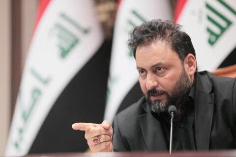حسن کریم الکعبی معاون اول رئیس مجلس نمایندگان عراق