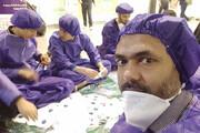 ایران میں کرونا وائرس سے مقابلہ کے لیے انڈئن طالب علم کا ایثار