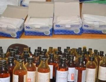 کشف ۳۲ هزار لیتر الکل صنعتی در اهواز