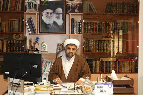 حجت السلام و المسلمین بهرامی