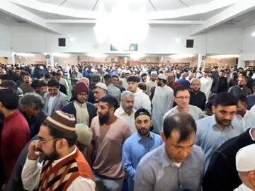 احتمال تعطیلی بزرگترین مسجد بیرمنگام در اثر شیوع کرونا
