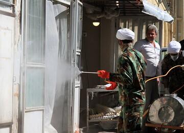 از توزیع ۵ هزار دستکش و مواد ضدعفونی تا آموزش اصول بهداشتی