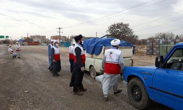 فعالیتهای جهادی طلاب و روحانیان خراسان شمالی در جبهه سلامت