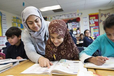 سطح بالای علمی مدارس اسلامی در انتاریو