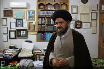 فیلم | مروری بر زندگانی مرحوم آیت الله بطحائی