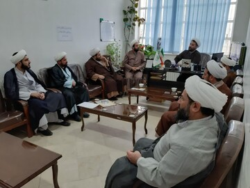 تشکیل گروه جهادی مدافعان سلامت در شهرستان اهر