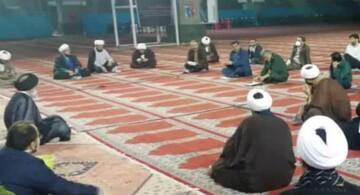 نشست فوقالعاده قرارگاه محرومیتزدایی و حرکتهای جهادی خوزستان