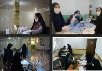 خدمات بانوان طلبه و مبلّغ به جامعه تا پایان قطعی شیوع بیماری ادامه خواهد داشت