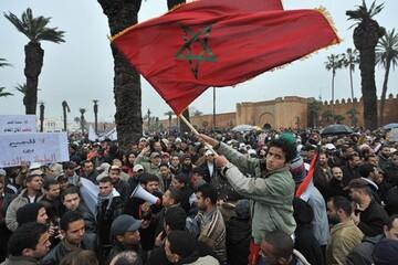 اعتراضات مردم مراکش نسبت به فساد و بی عدالتی