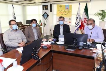 رئیس دانشگاه از مراکز تولید ماسک و مواد ضدعفونی در فارس تقدیر کرد