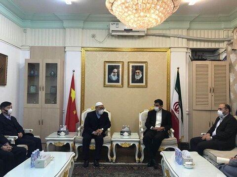 Chinese Muslim leader hopes Iran will pass coronavirus ordeal